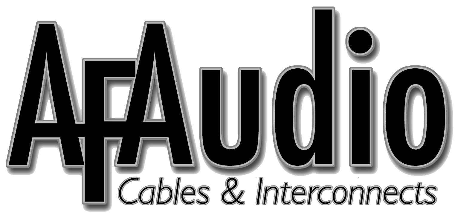 AFAudio Custom made high end audio cables and more.